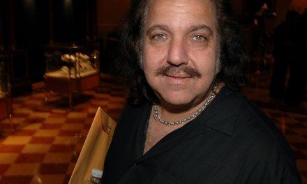 Ron Jeremy is de vertrutting zelve