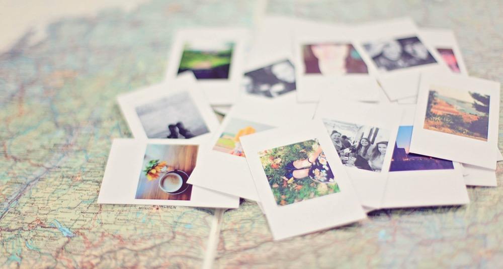 Van fotoboek naar foto zoek